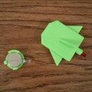 3D printed LED casing