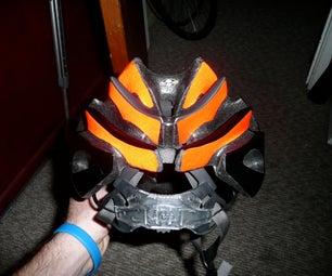 Bike Helmet Reflective Tape