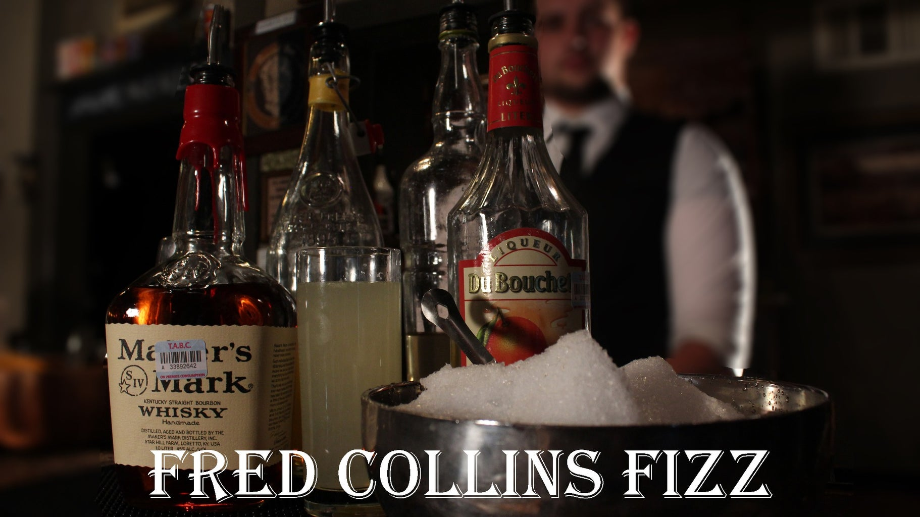 Fred Collins Fizz
