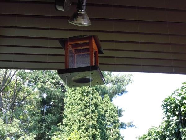 Squirrel Deterrent for Bird Feeder