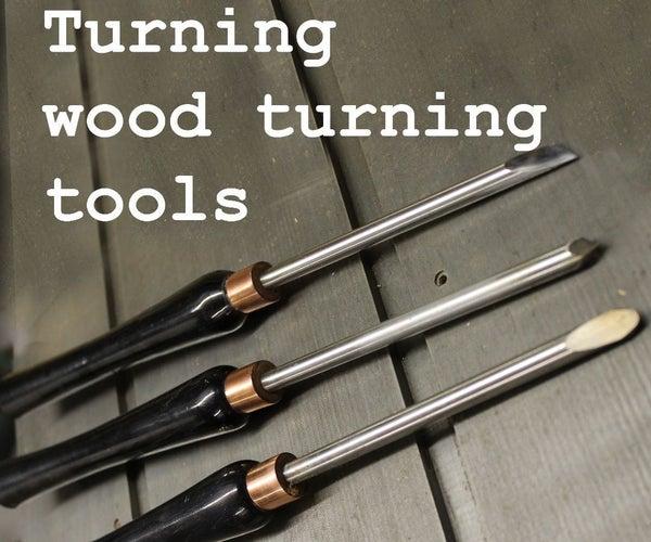 Turning Wood Turning Tools