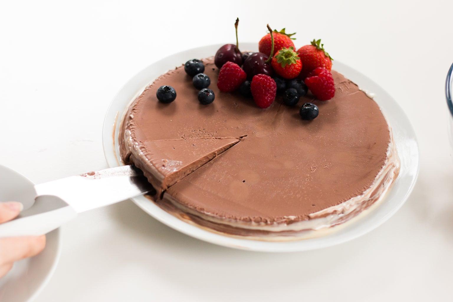 Ice Cream Pudding