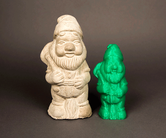 3D Printed Gnome