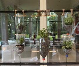 Recycled Vertical Garden