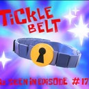 Working Tickle Belt from SpongeBob SquarePants!