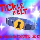 Working Tickle Belt from SpongeBob SquarePants!