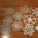 Taking Your Paper Snowflakes to the Next Level