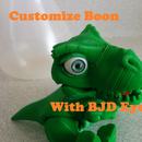 Customize Boon With Doll Eyes