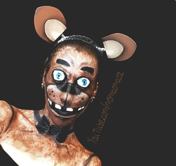 Five Nights at Freddy's Face