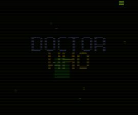 DIY Doctor Who Theme