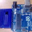 CONTROL TV FROM LAPTOP(ARDUINO-PROCESSING SERIAL COMMUNICATION)