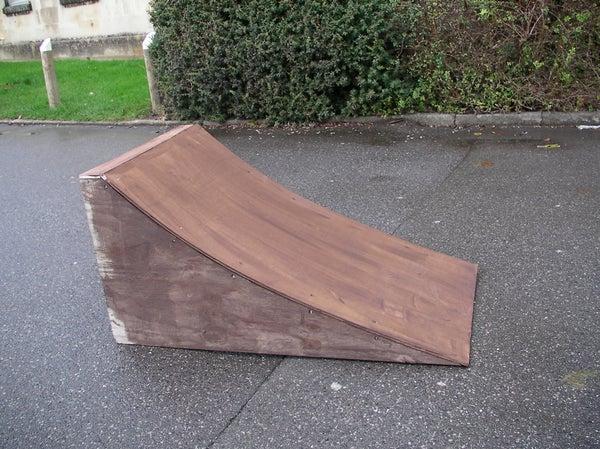 Skateboard, BMX, RC Ramp