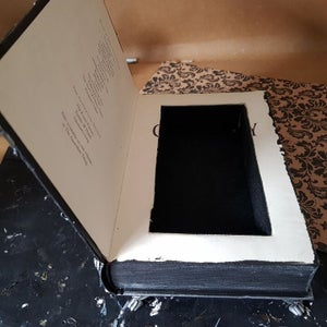 Line the Inside of the Box