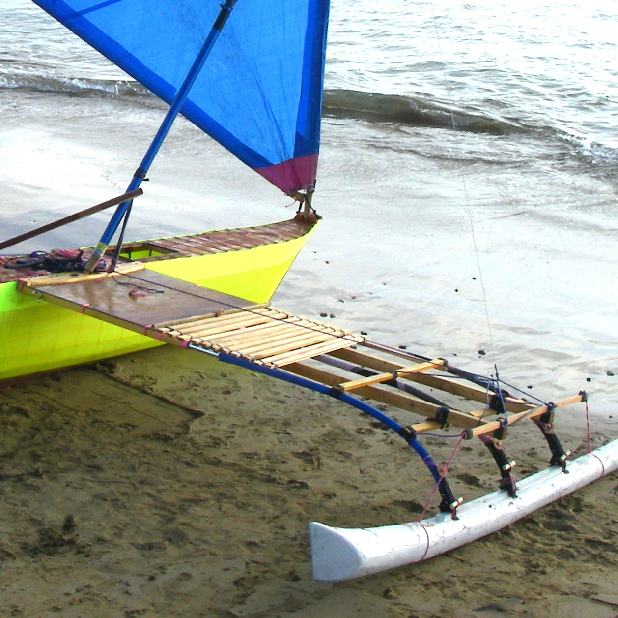 Sailing Canoe Chapter 10: Independent Suspension