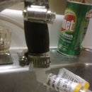 Universal faucet mounted aquarium filler (and vacuum)