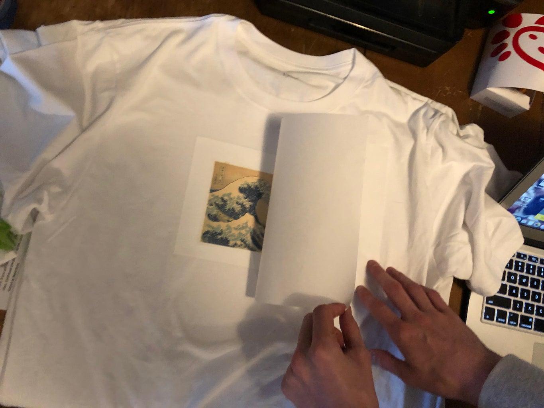 Removing Parchment Paper