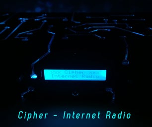 Smart Internet Radio Based on the Intel Edison!