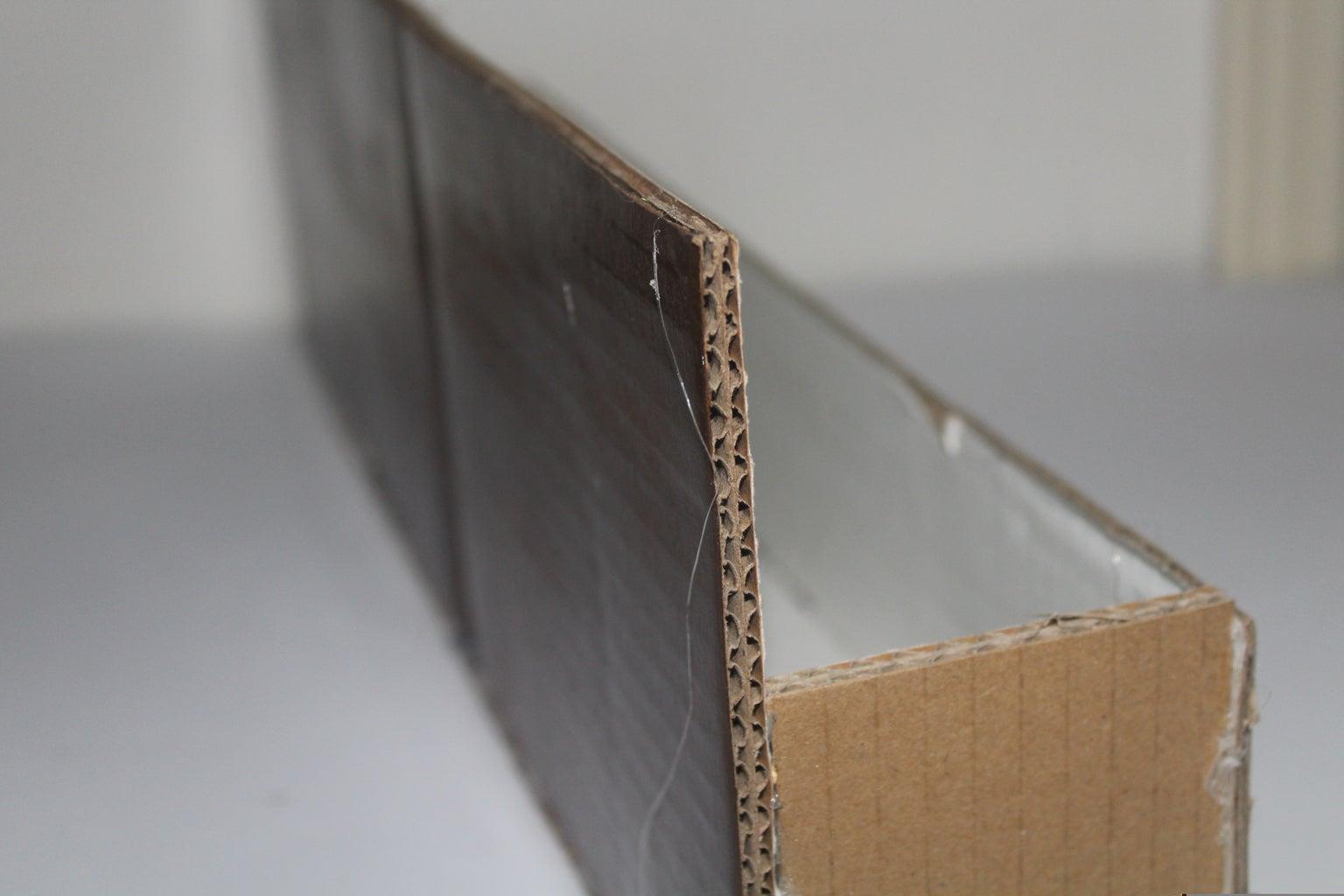 Add the BOX PAPER