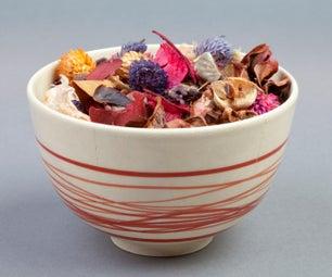 DIY With Flowers: Potpourri Room Fragrance