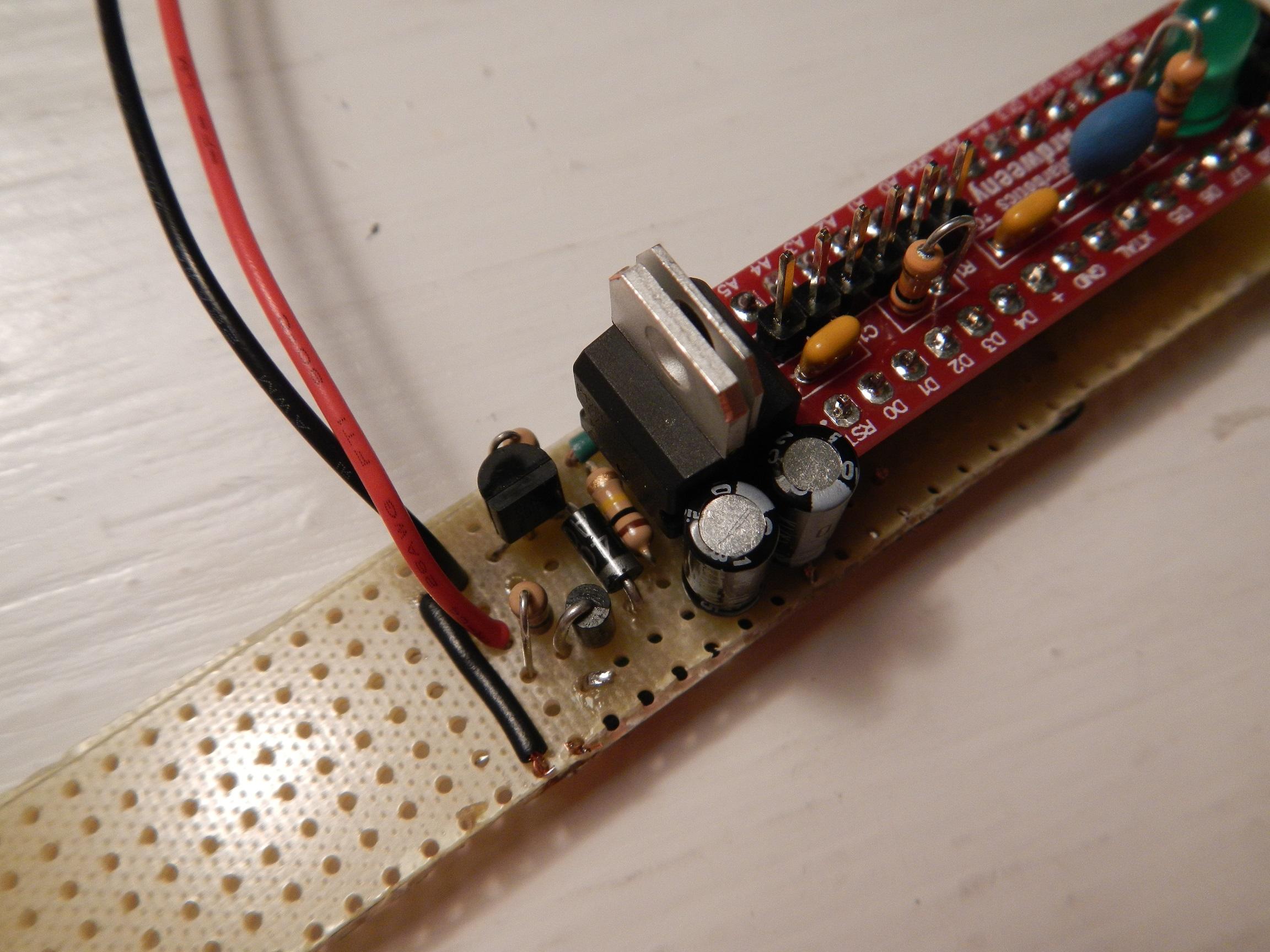 Soft Latch Power Switch (Ardweeny)
