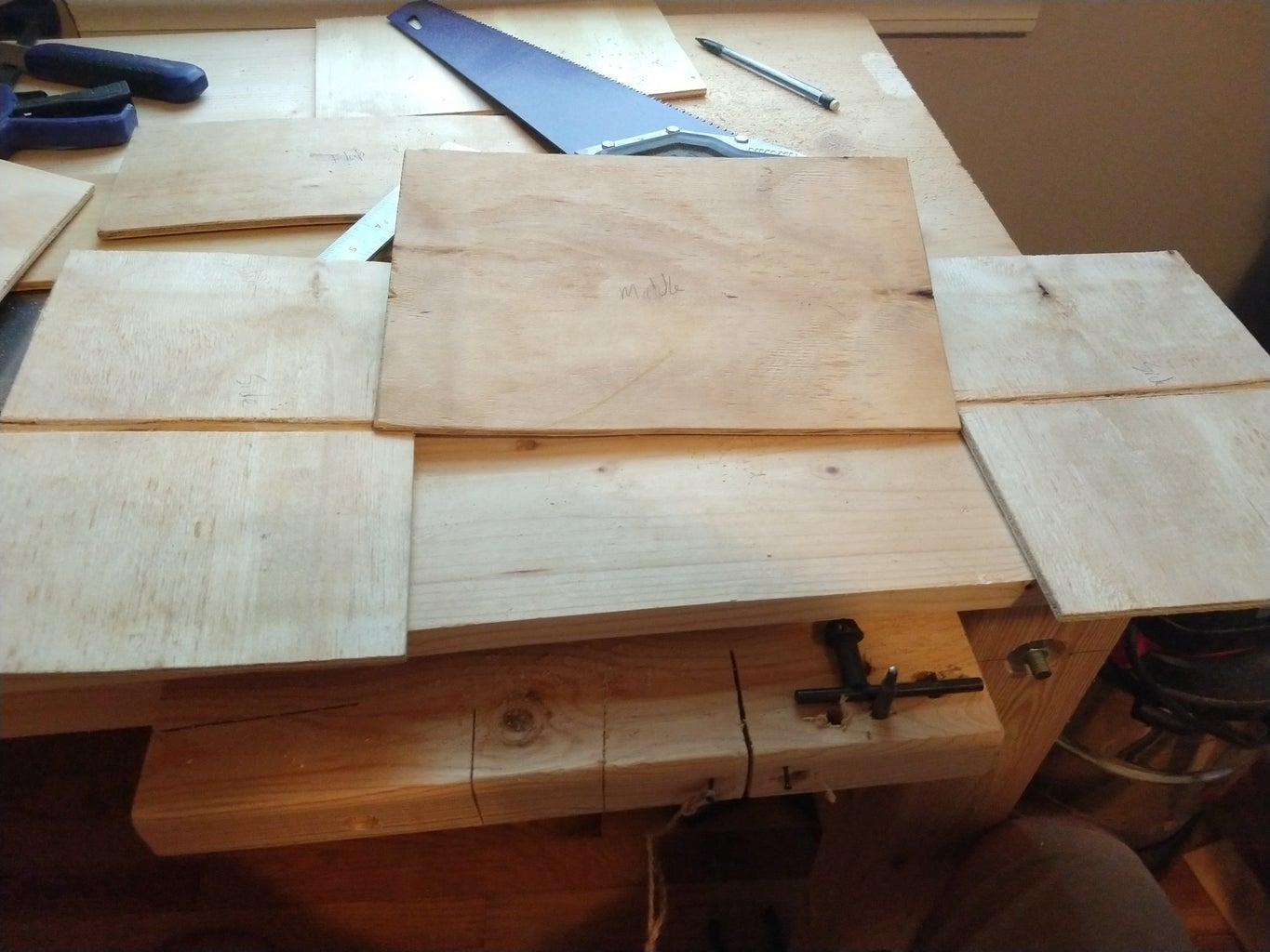 Cut Your Kerf Into Both Side Panels