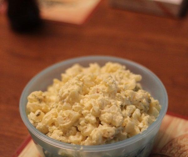 How to Make a Bonafide Southern Potato Salad
