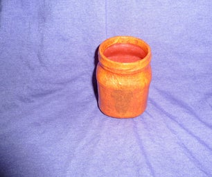 DIY Fall Candle Holders (with Bonus DIY)