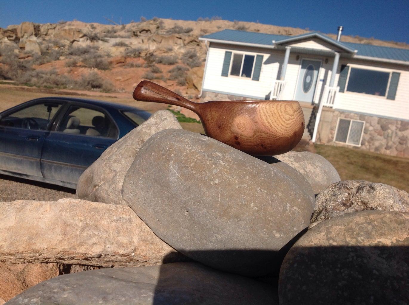 Wooden Cup (Kuksa)