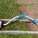 Lawn Sprinkler Spray Control