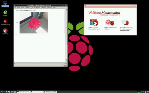 Snapping Pictures With the Wolfram Language on the Raspberry Pi (Author: Arnoud Buzing)