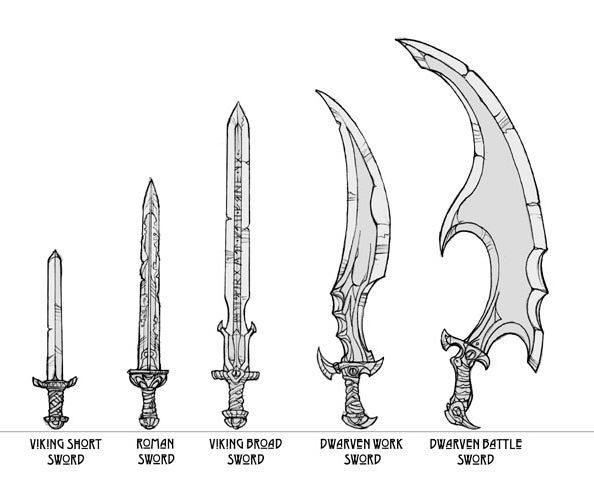 Knex Sword Designs