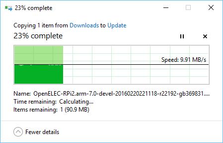 Installing Kodi 16 (nightly Build)