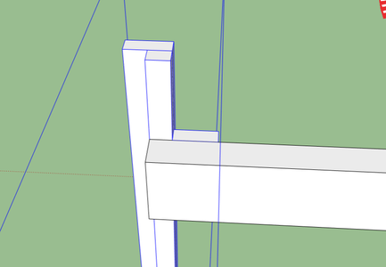 Move Support in to Place