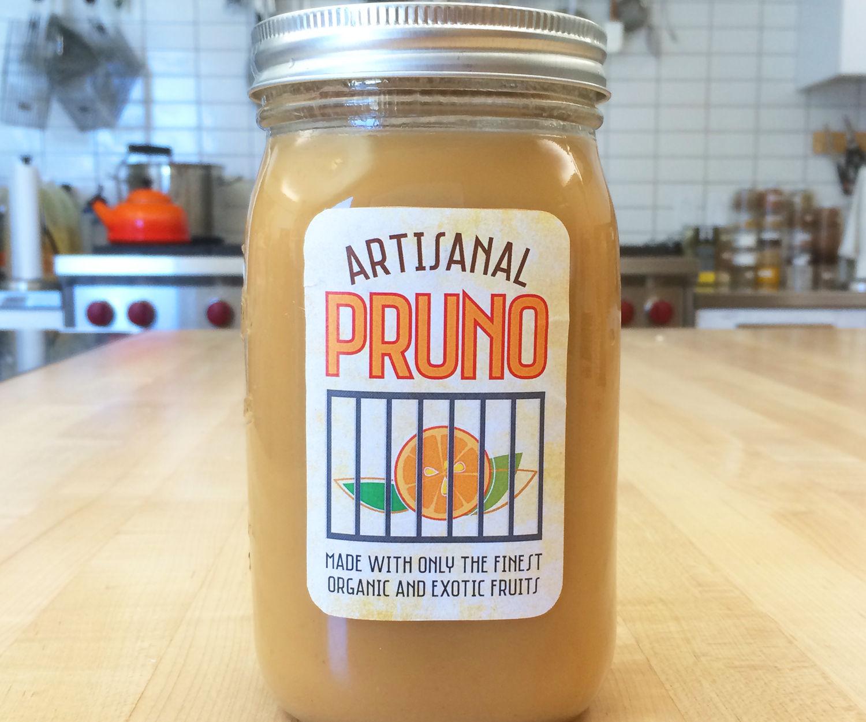 Artisanal Pruno (Prison Wine)