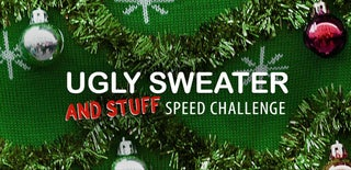 Ugly Sweater Speed Challenge