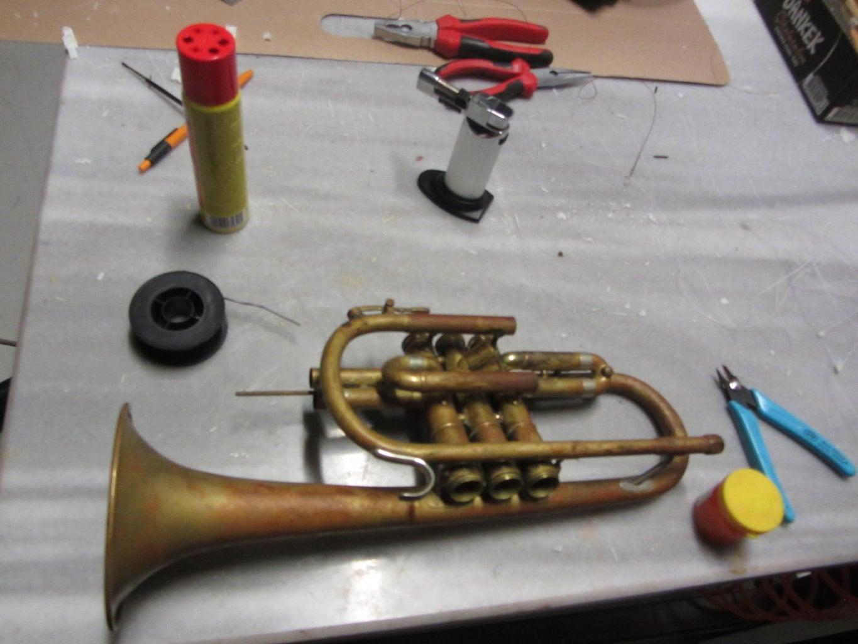 Preparing the Instrument