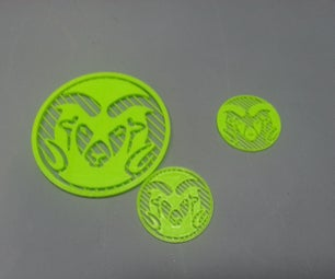 CSU Coins With Cross-Hatching