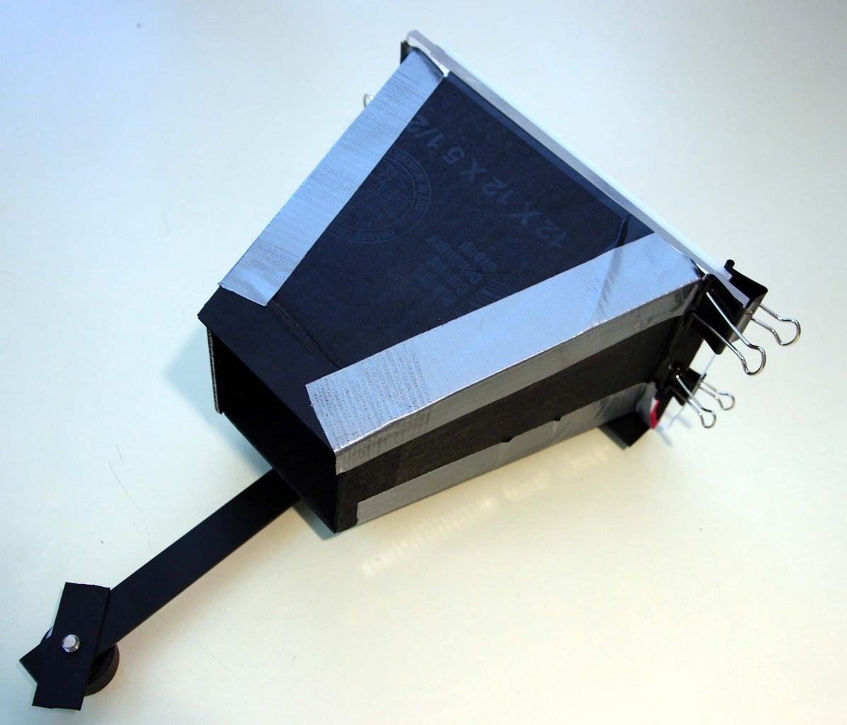 Assembling the Light Shield