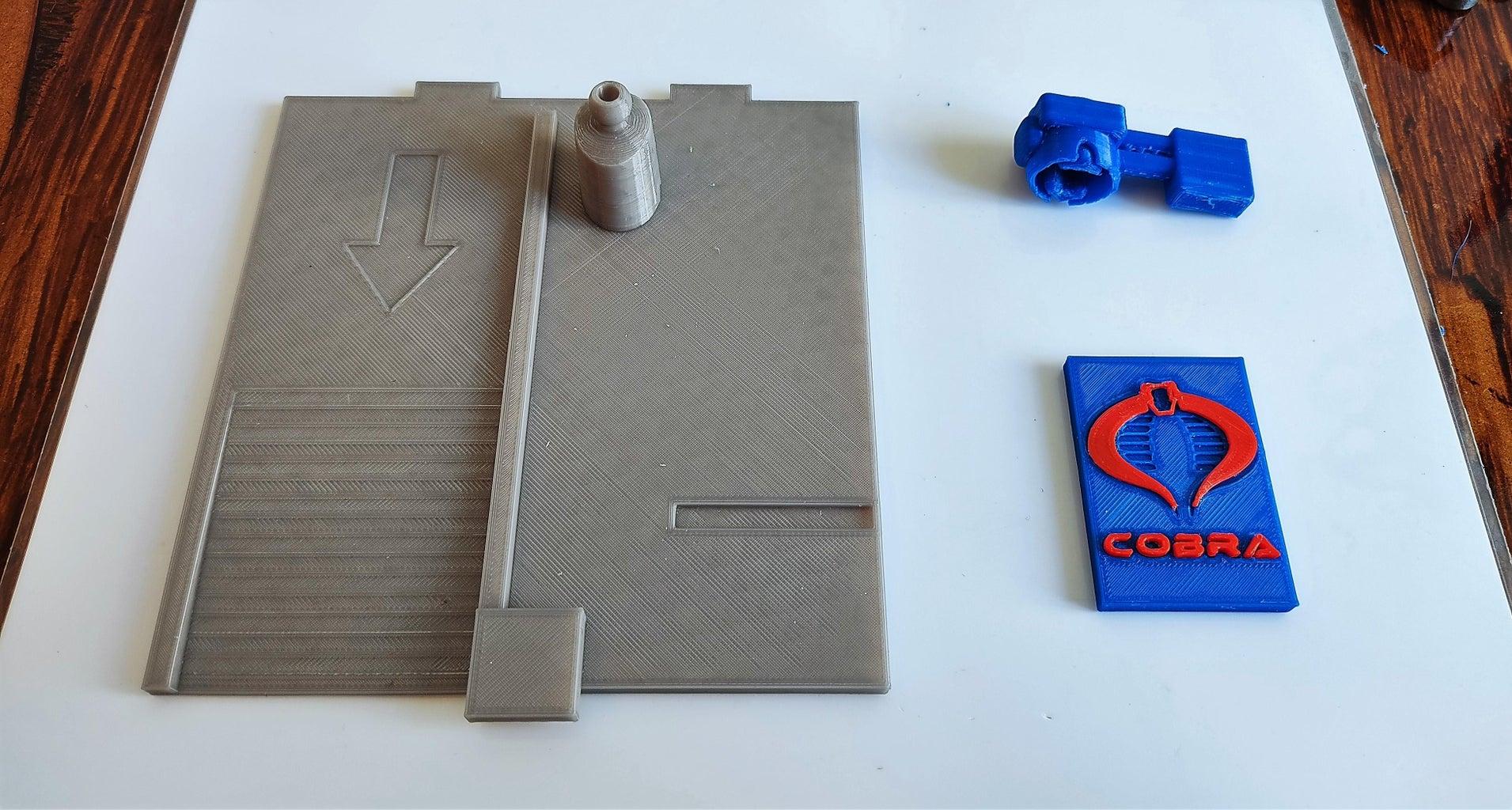 建筑平台3:标志与武器