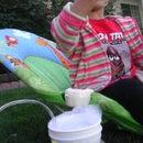 Never-ending Bubble Bubbler Bucket