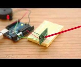 Arduino Anti-thief System