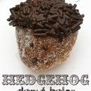 Hedgehog Donut Holes
