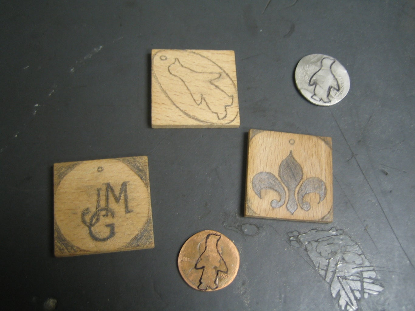 Shaping Your Pendants
