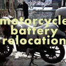 Motorcycle Battery Relocation