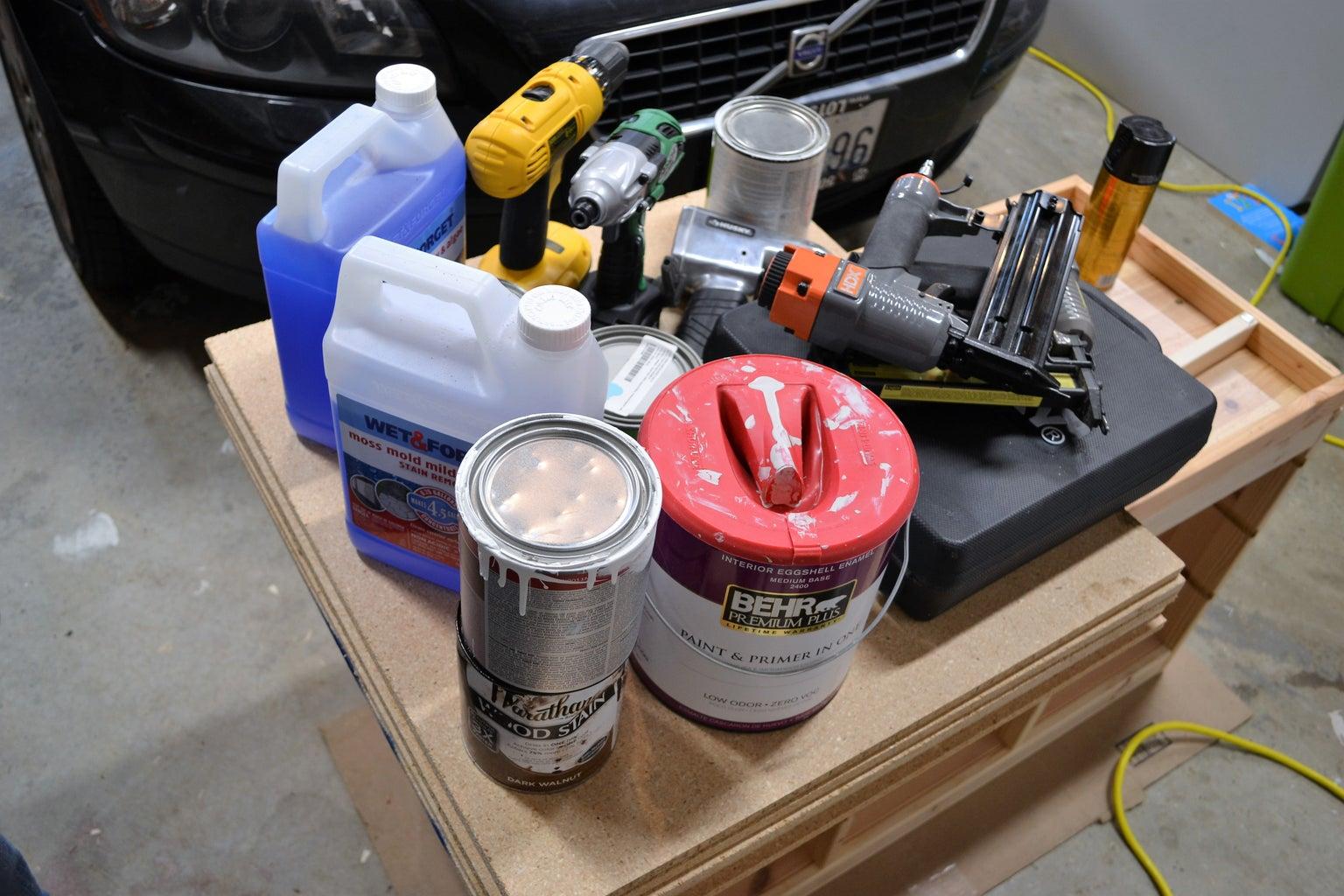 Glue Baseplates