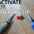 How to repair your worn out solder tip