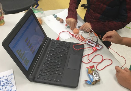 Connect Your Makey Makey