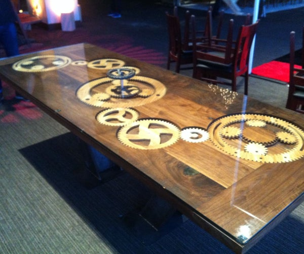 Gear Table