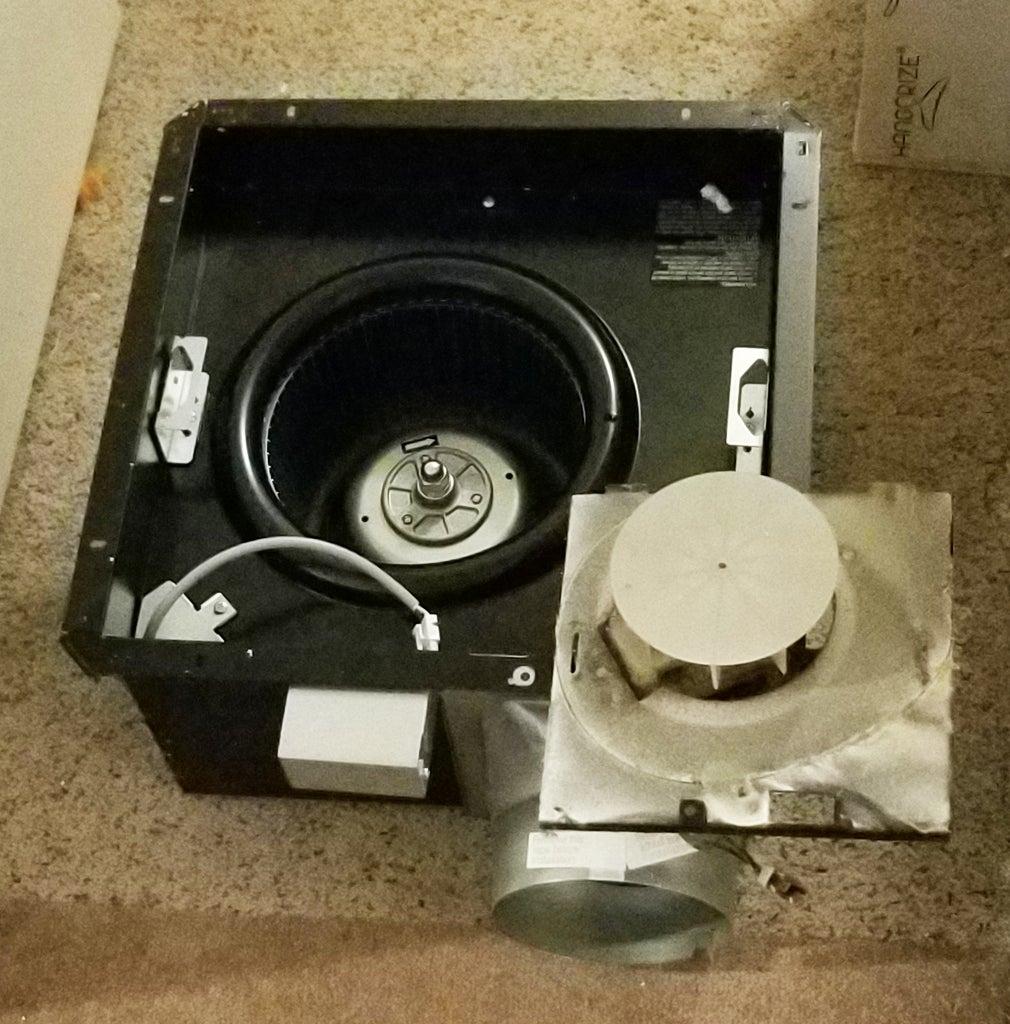 Install a Bathroom Fan