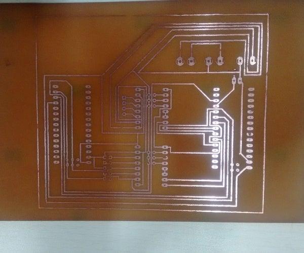 DIY PCB Etching